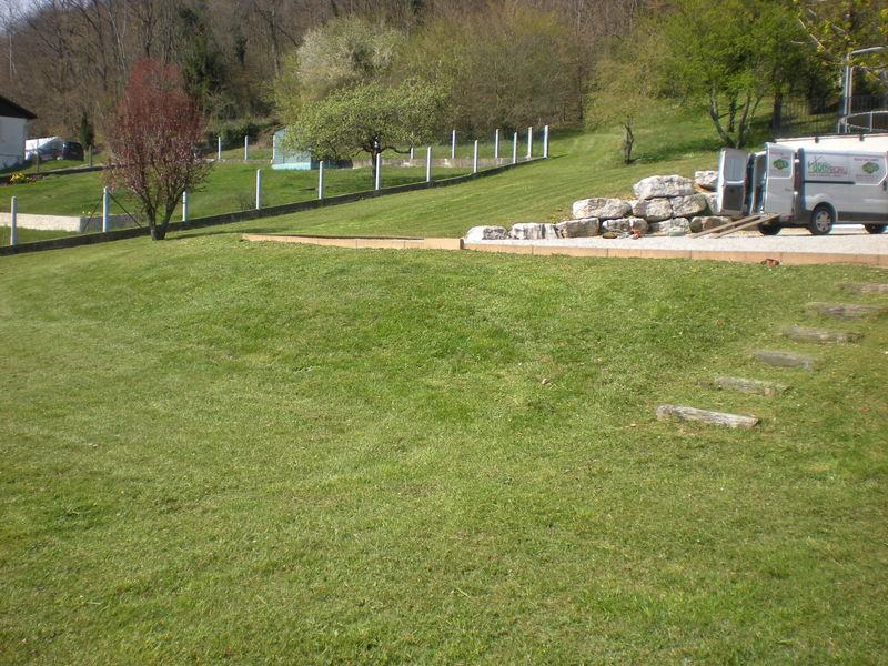 Dom 39 easy r alisations tondre du gazon charantonnay for Tonte de pelouse a domicile