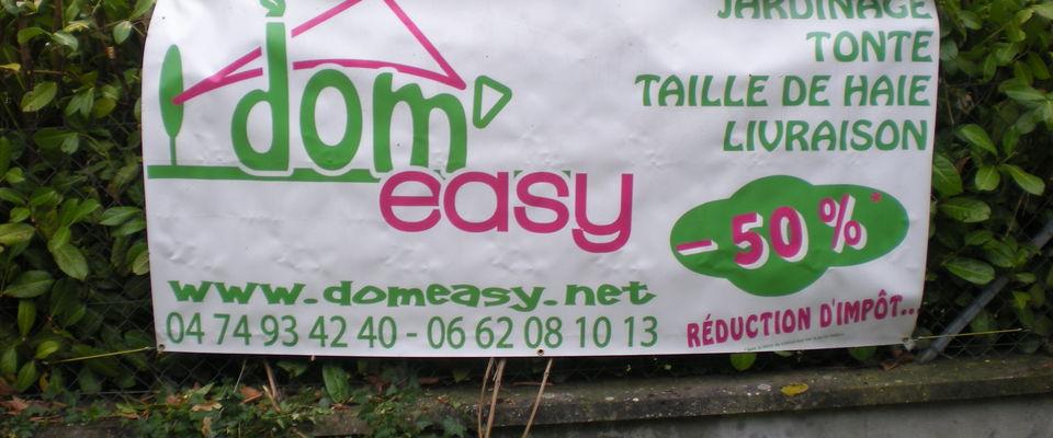 Dom 39 easy r alisations services la personne bourgoin for Service personne tonte pelouse